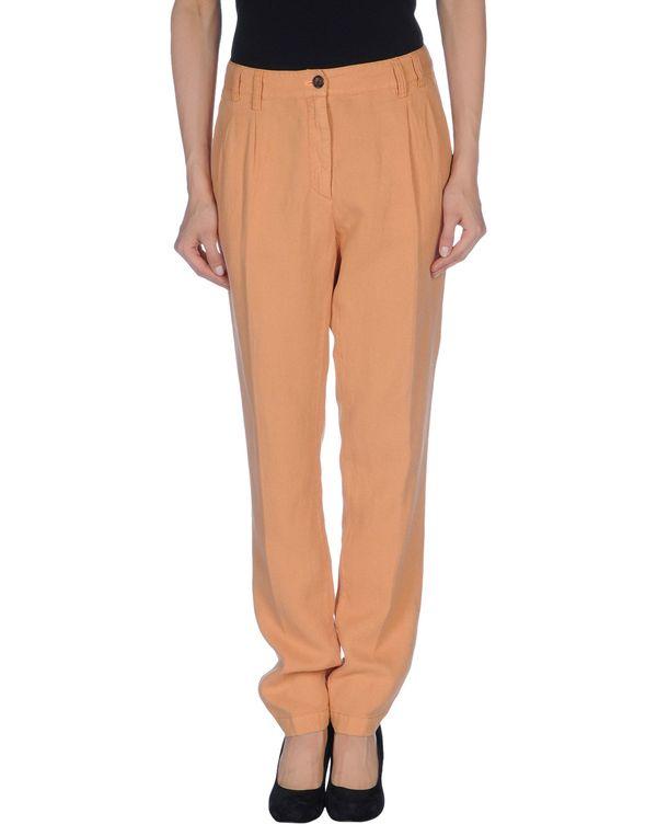 赭石色 M.GRIFONI DENIM 裤装