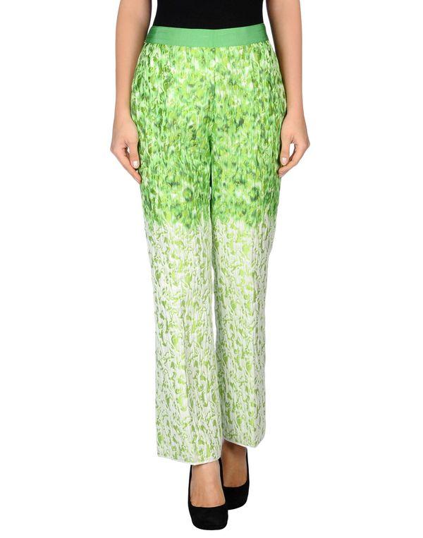 浅绿色 GIAMBATTISTA VALLI 裤装