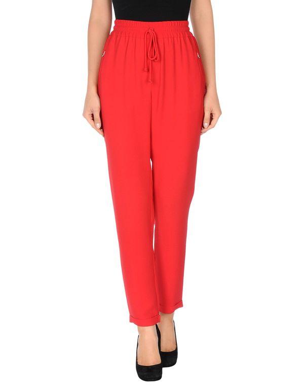红色 STELLA MCCARTNEY 裤装