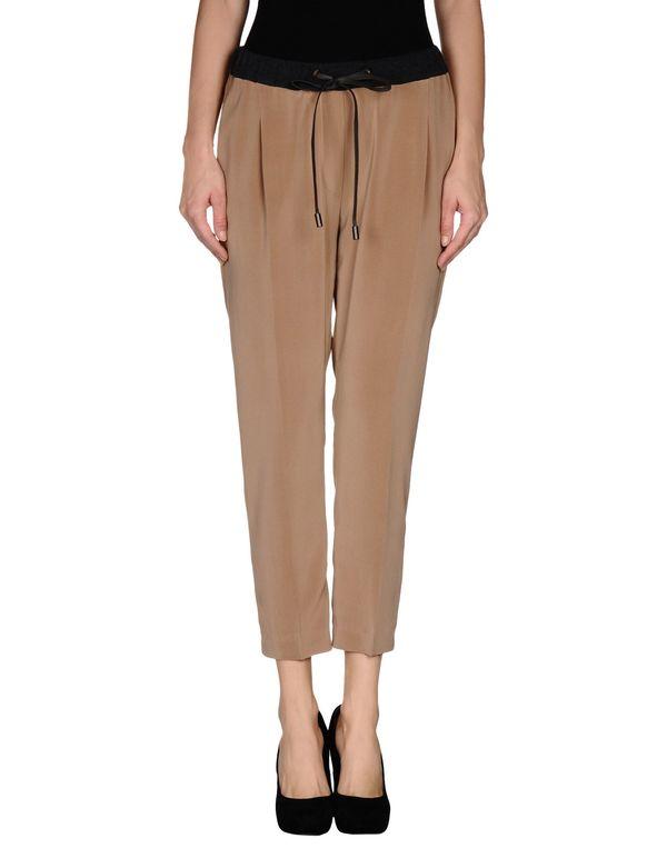 沙色 BRUNELLO CUCINELLI 裤装