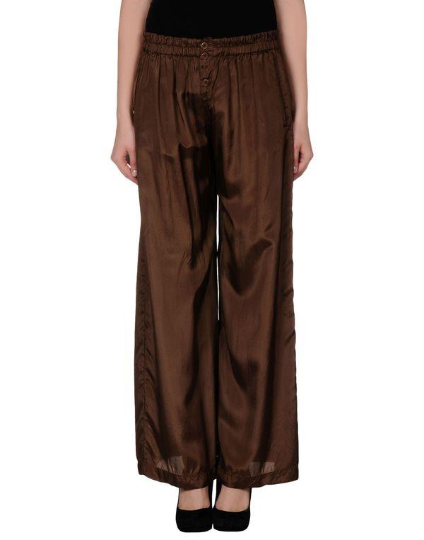 棕色 ASPESI 裤装