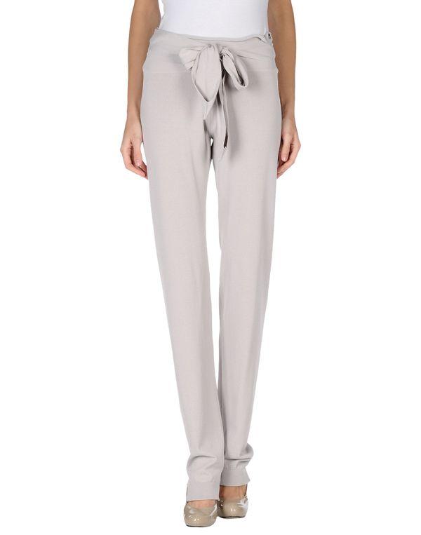 淡灰色 LIVIANA CONTI 裤装
