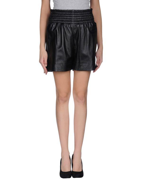 黑色 JO NO FUI 短裤