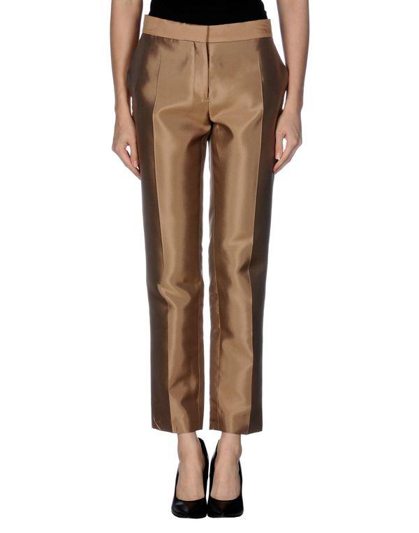 浅棕色 SALVATORE FERRAGAMO 裤装