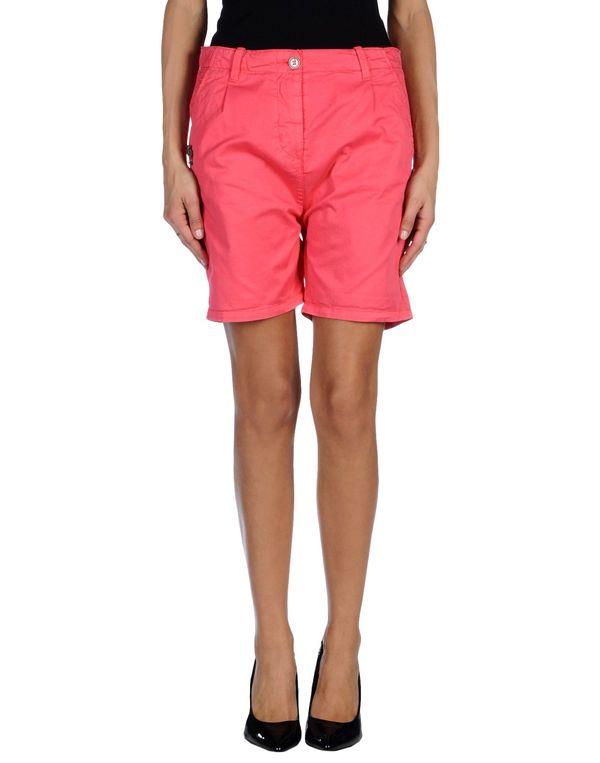 玫红色 40WEFT 短裤