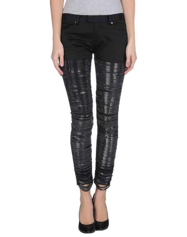 黑色 UNDERCOVER 裤装
