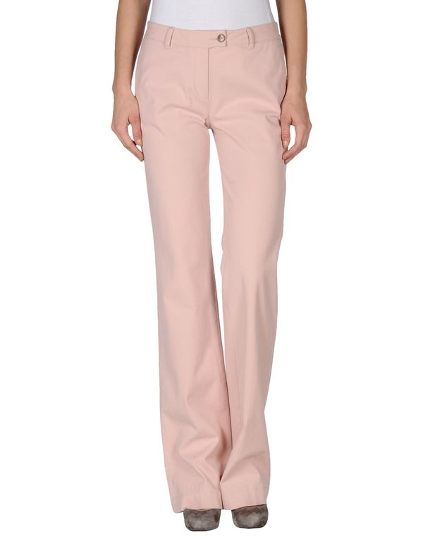 粉红色 AGNONA 裤装