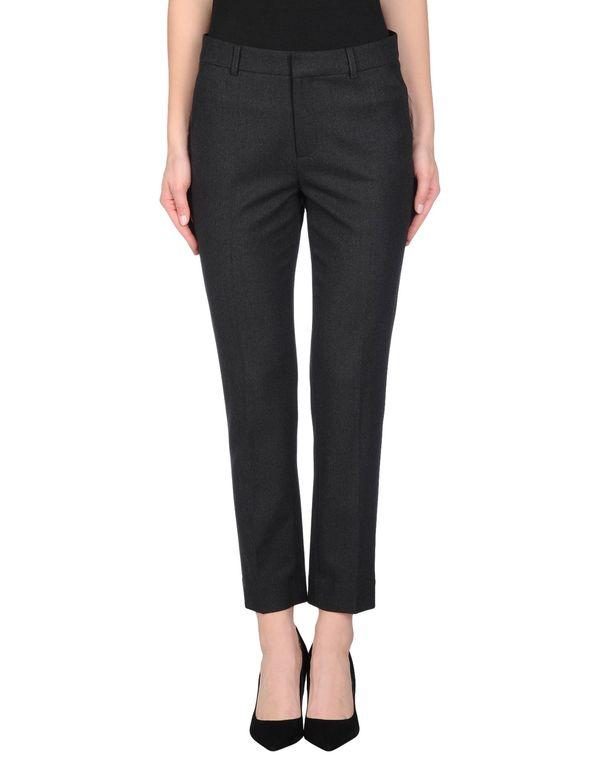 青灰色 RALPH LAUREN BLACK LABEL 裤装
