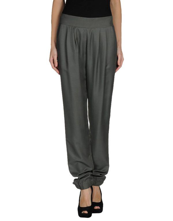 灰色 EMPORIO ARMANI 裤装