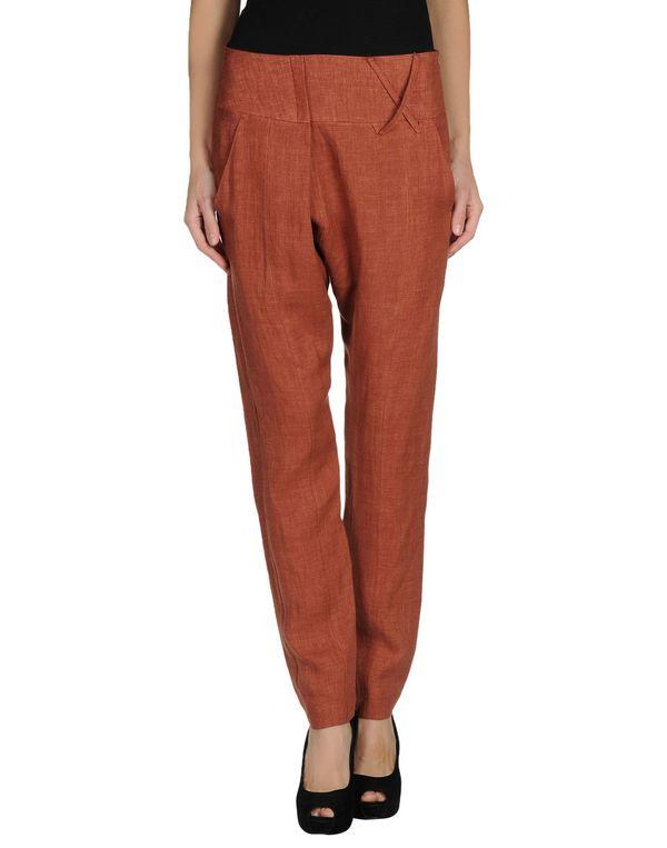 铁锈红 PIANURASTUDIO 裤装