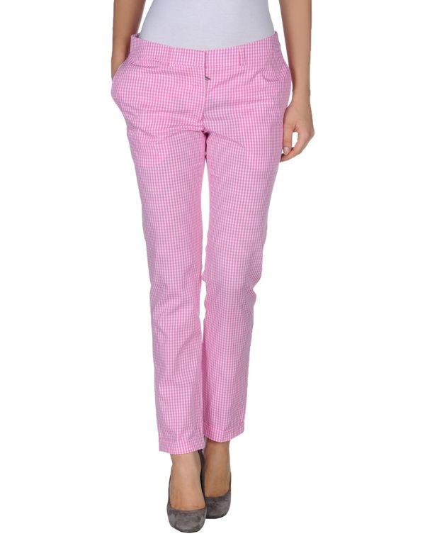 粉红色 RICHARD NICOLL 裤装