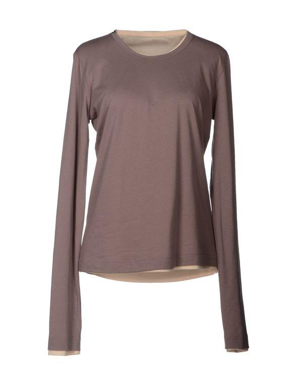 紫红 DOLCE & GABBANA T-shirt
