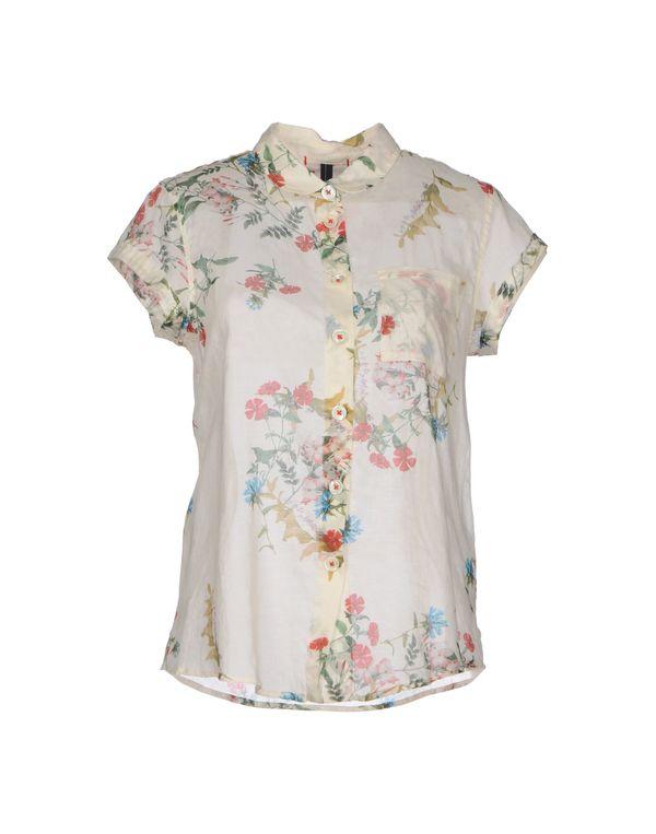 象牙白 HIGH Shirt