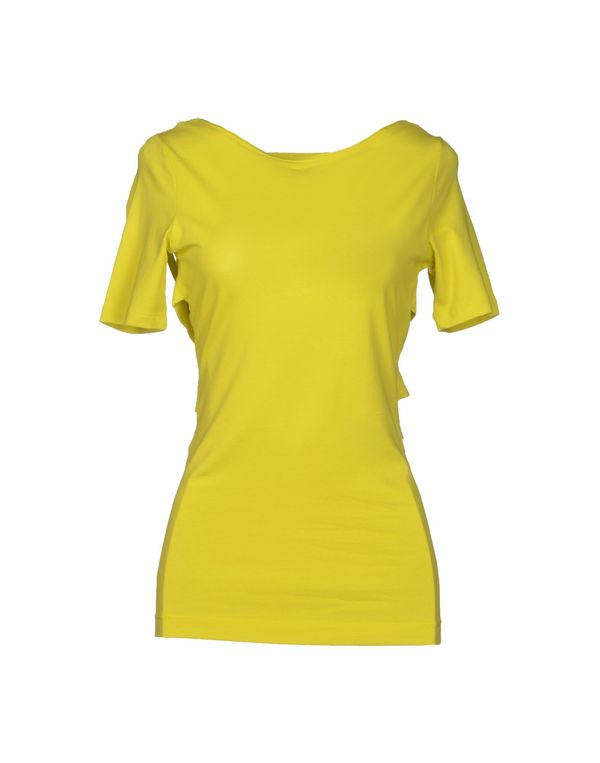 荧光绿 JUST CAVALLI T-shirt