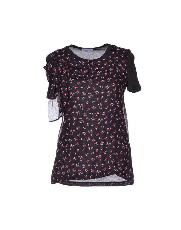 深藏青 REDVALENTINO T-shirt