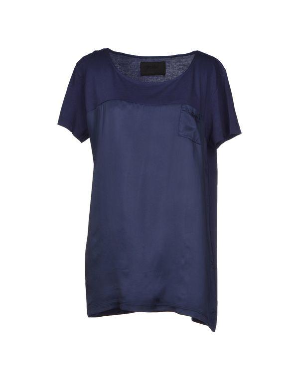 深藏青 PRADA T-shirt