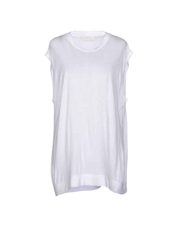 白色 MAURO GRIFONI T-shirt