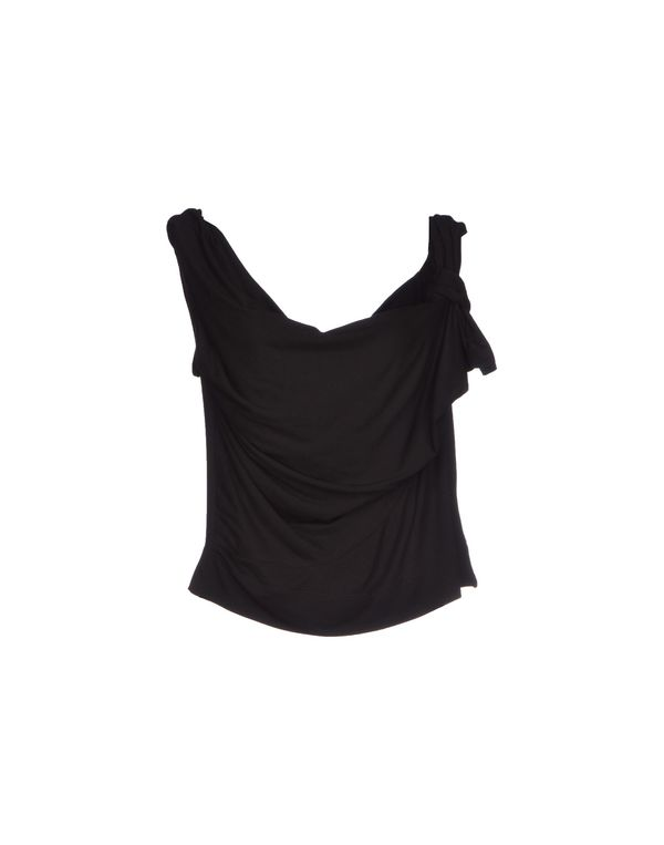 黑色 VIVIENNE WESTWOOD ANGLOMANIA T-shirt