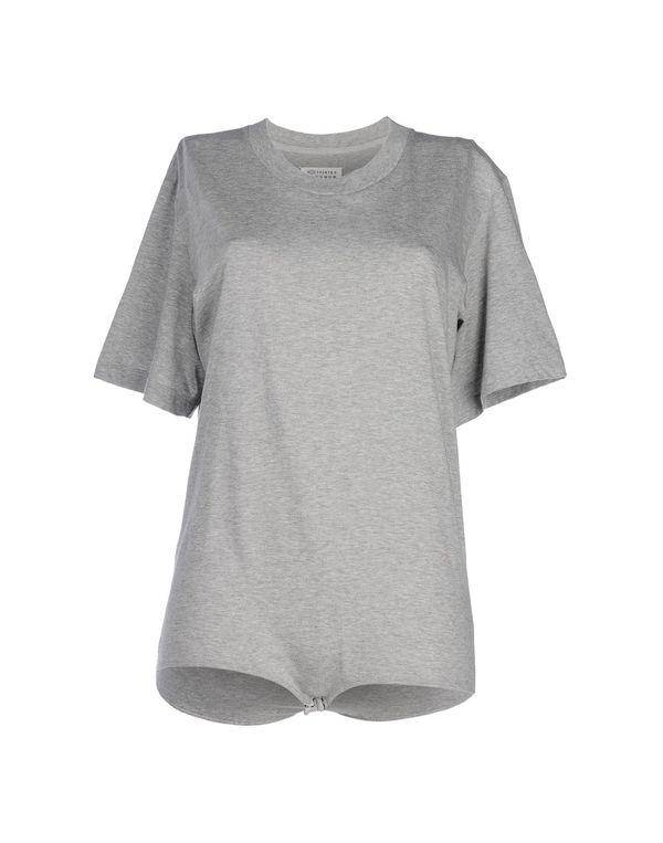 灰色 MAISON MARTIN MARGIELA 1 T-shirt