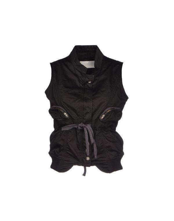 黑色 SCERVINO STREET 夹克