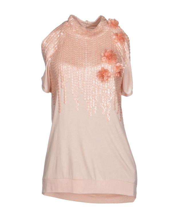浅粉色 PATRIZIA PEPE T-shirt