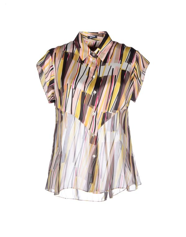 黑色 JIL SANDER NAVY Shirt