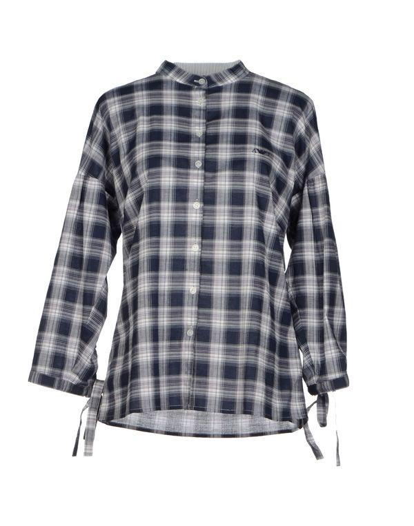深藏青 ARMANI JEANS Shirt