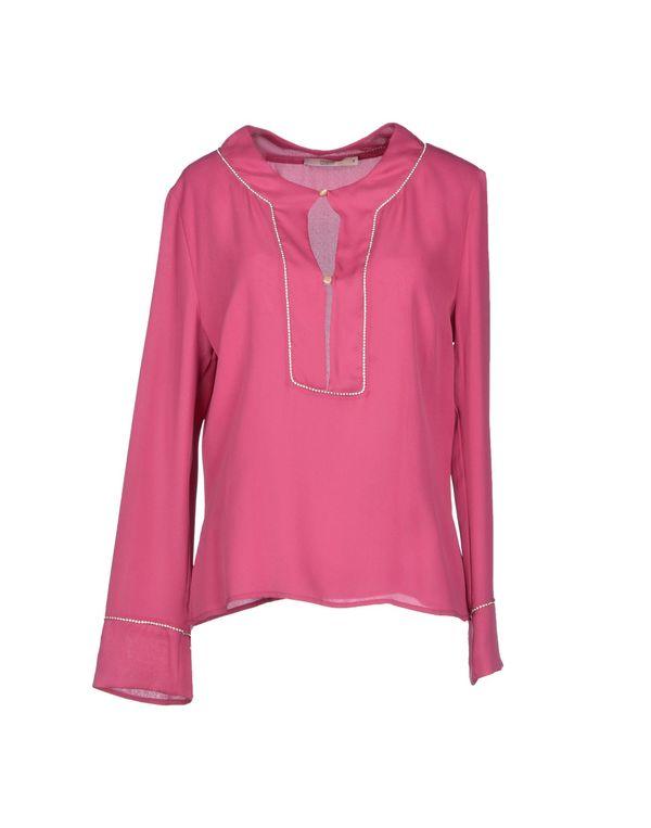 浅紫色 REDVALENTINO 女士衬衫