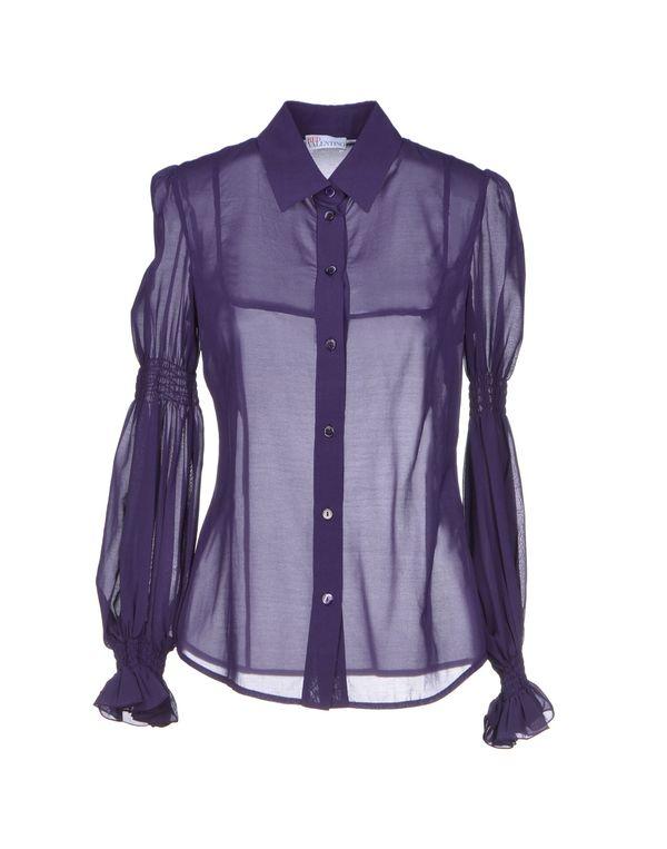 紫色 REDVALENTINO Shirt