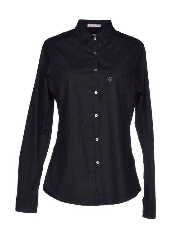 黑色 MAURO GRIFONI Shirt