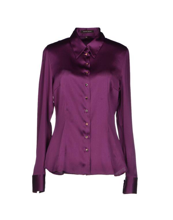 紫色 WALTER VOULAZ Shirt