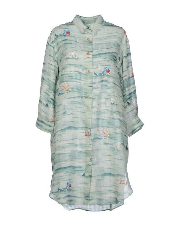 绿色 TSUMORI CHISATO Shirt