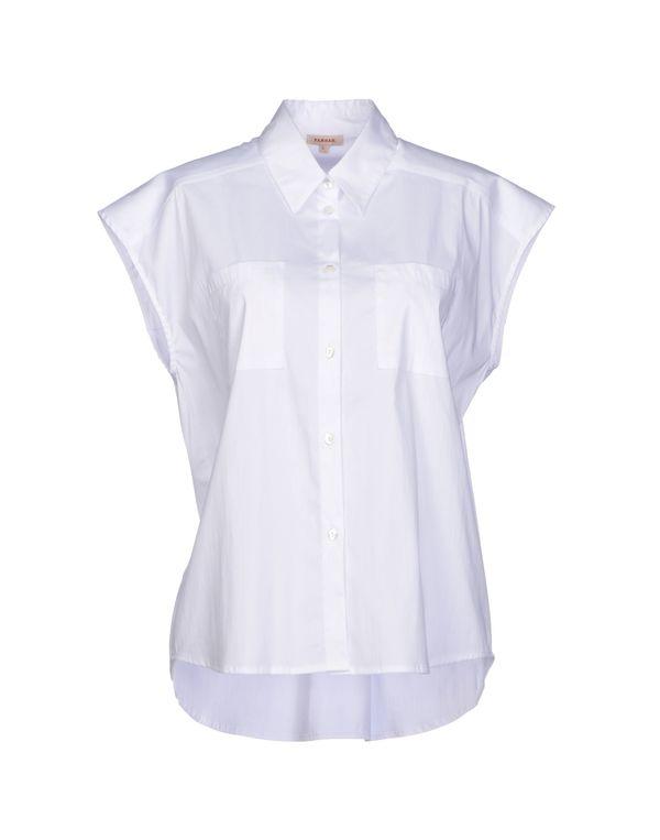 白色 P.A.R.O.S.H. Shirt