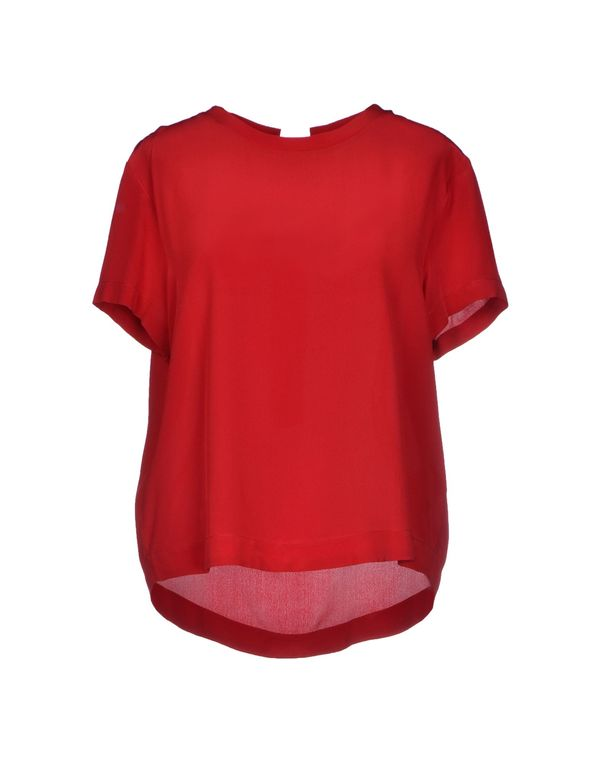 波尔多红 ...À_LA_FOIS... 女士衬衫