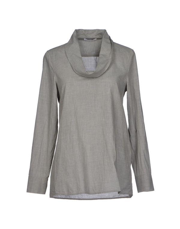 灰色 NEIL BARRETT 女士衬衫