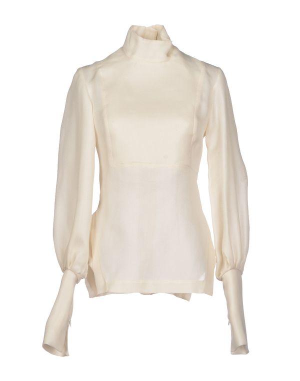 象牙白 GARETH PUGH 女士衬衫