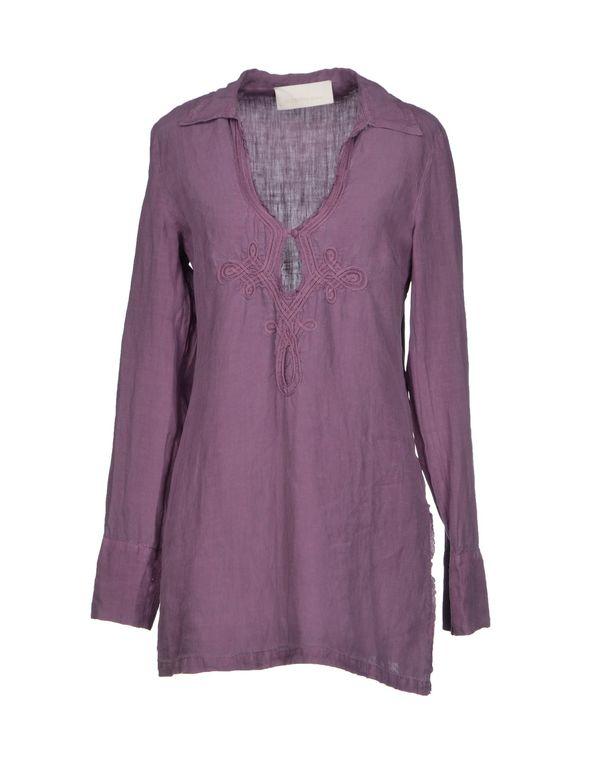 紫红 ERMANNO SCERVINO 女士衬衫