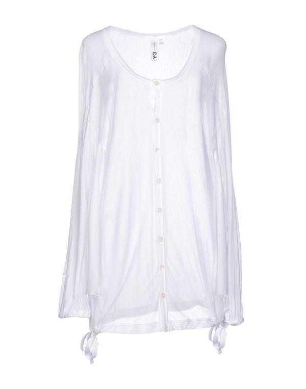 白色 Y-3 针织开衫