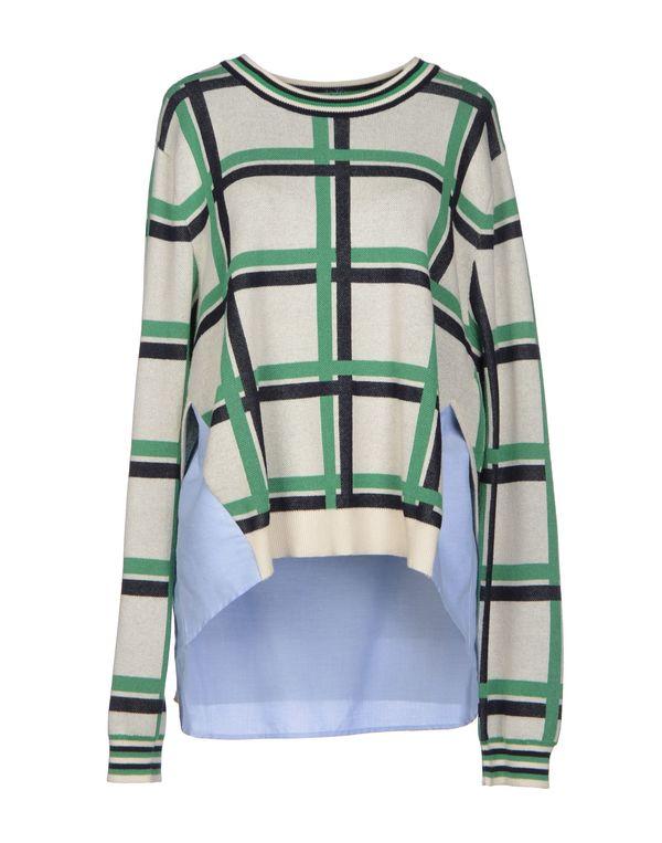 绿色 THAKOON ADDITION 套衫