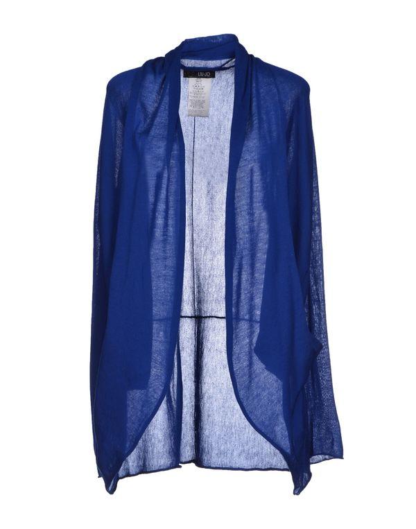 蓝色 LIU •JO 针织开衫