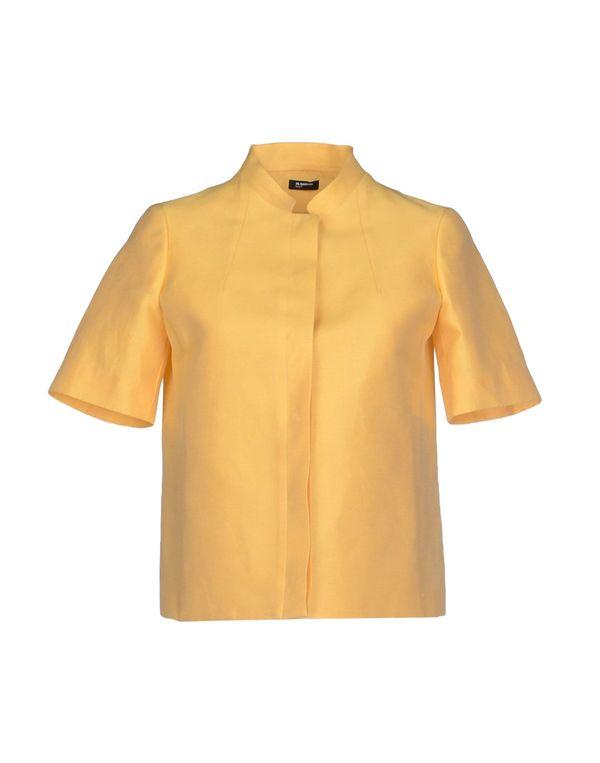 黄色 JIL SANDER NAVY 西装上衣