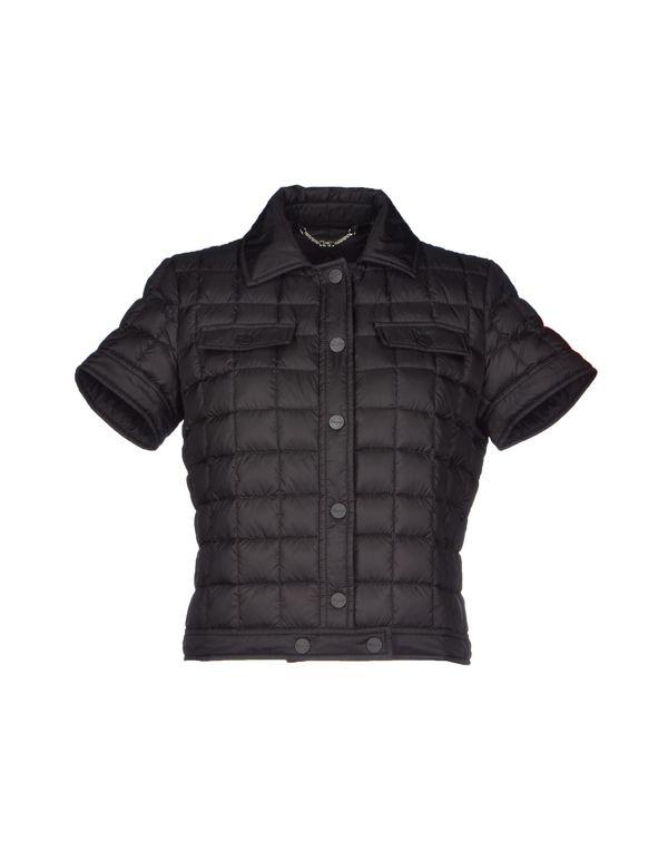 黑色 SALVATORE FERRAGAMO 羽绒服