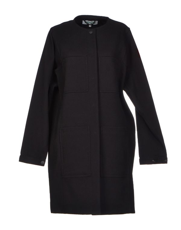 黑色 KENZO 外套