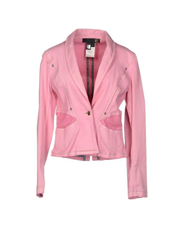 粉红色 JUST CAVALLI 西装上衣