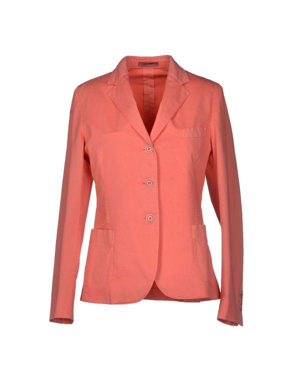 珊瑚红 BOGLIOLI 西装上衣