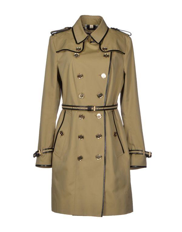 沙色 BURBERRY LONDON 外套