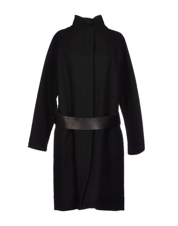 黑色 MARNI 大衣