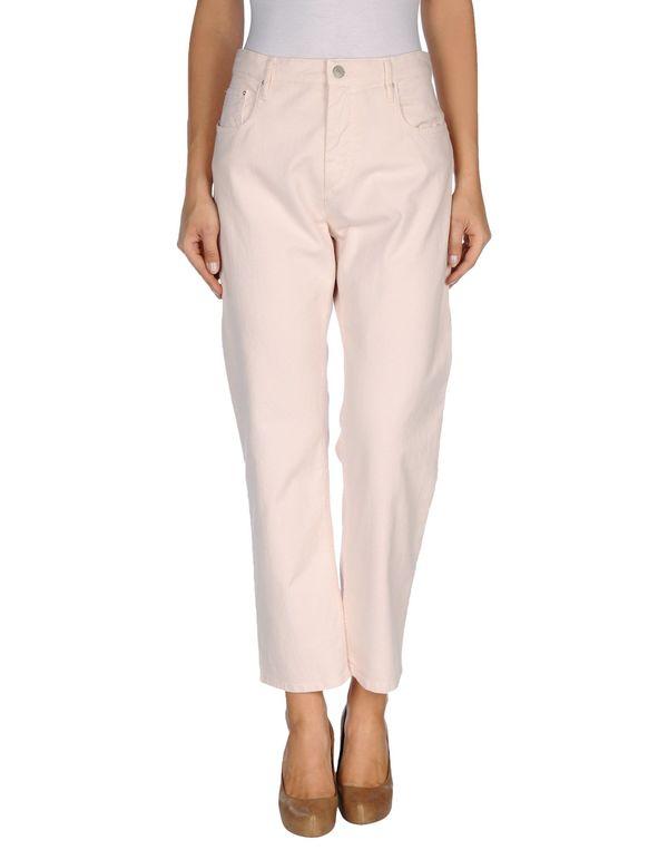 浅粉色 ISABEL MARANT 牛仔裤