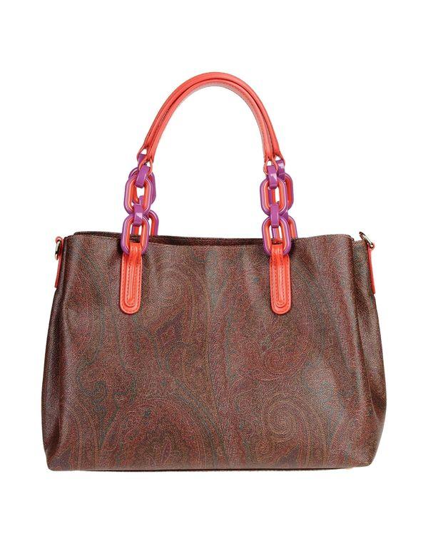 深棕色 ETRO Handbag