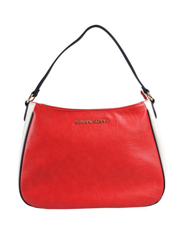 红色 ARMANI JEANS Handbag